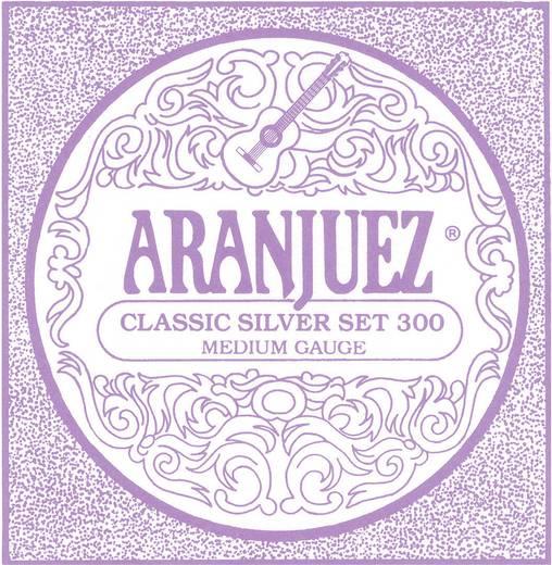 Konzertgitarrensaite Aranjuez OZA300 Medium Tension 028-042