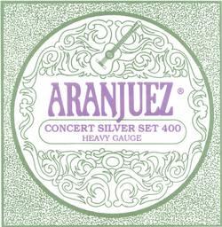 Nylonové struny na akustickou kytaru Aranjuez OZA400, 028 - 044