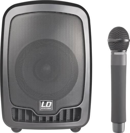 LD Systems Roadboy 6.5 Mobiler PA Lautsprecher 16.5 cm 6.5 Zoll akkubetrieben 1 St.