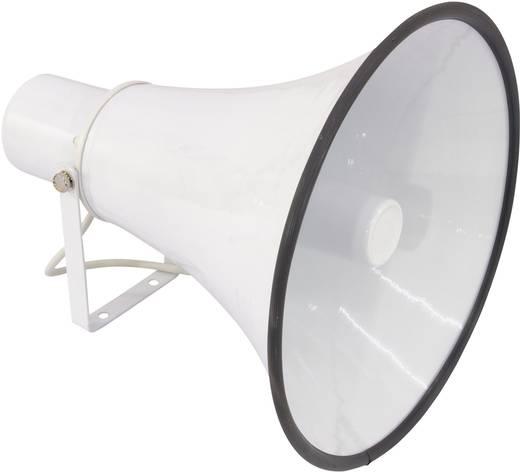 ELA-Druckkammerlautsprecher Omnitronic HR-25 25 W Weiß 1 St.