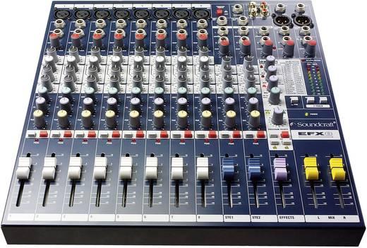SoundCraft EFX8 Konsolen-Mischpult Anzahl Kanäle:8
