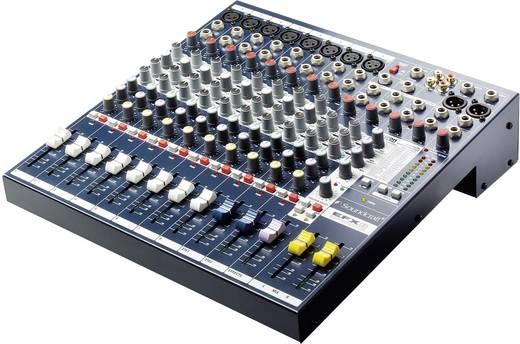 Konsolen-Mischpult SoundCraft EFX8 Anzahl Kanäle:8