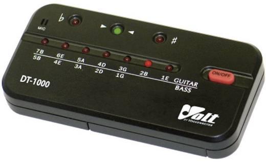 Gitarrenstimmgerät Voggenreiter DT-1000 Schwarz