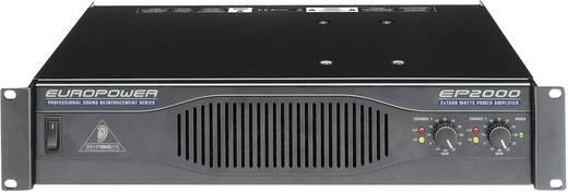 PA Verstärker Behringer EP2000 RMS Leistung je Kanal an 4 Ohm: 500 W