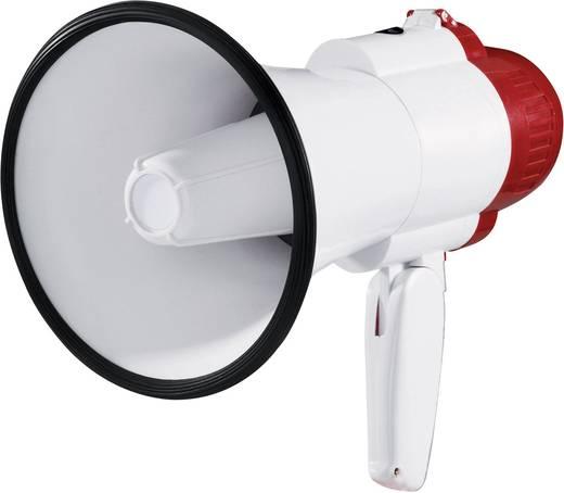 Megaphon SpeaKa Professional XB-7S integrierte Sounds, mit Haltegurt