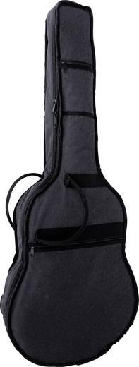Westerngitarrentasche 4/4 Größe MSA Musikinstrumente GB 11 Schwarz