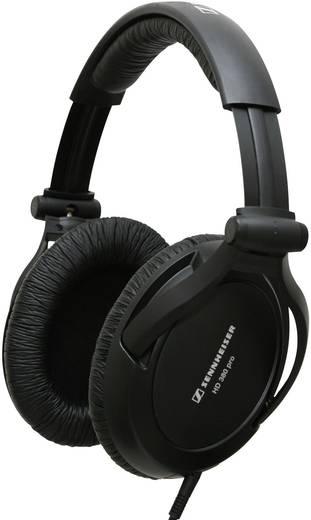 Studio Kopfhörer Sennheiser HD 380 Pro Over Ear Schwarz