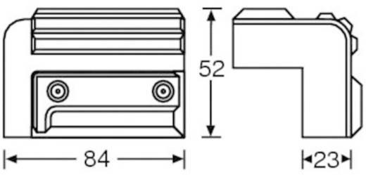 Lautsprecher-Ecke Mc Crypt 304414 4 St.