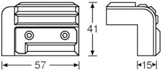 Lautsprecher-Ecke Mc Crypt 304432 4 St.