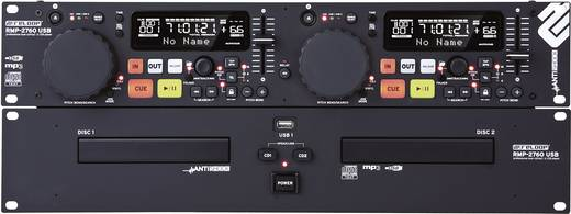 DJ Doppel CD Player Reloop RMP-2760 USB