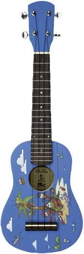 Ukulele Voggenreiter 824 Blau