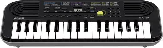Keyboard Casio SA-47 schwarz