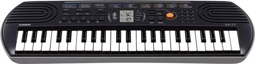 Keyboard Casio SA-77 Schwarz