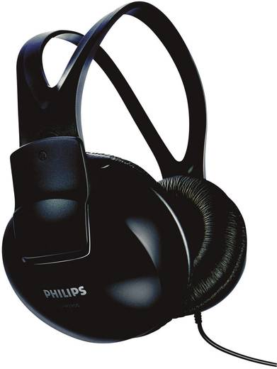 kopfh rer philips shp1900 over ear schwarz kaufen. Black Bedroom Furniture Sets. Home Design Ideas