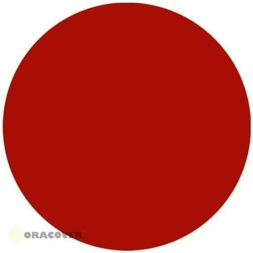 Bügelfolie Oracover Oralight 31-022-010 (L x B) 10 m x 60 cm Hell-Rot