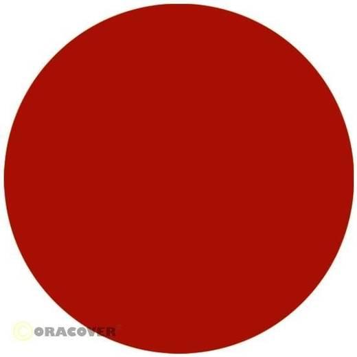 Dekorstreifen Oracover Oratrim 27-022-005 (L x B) 5000 mm x 95 mm Hell-Rot