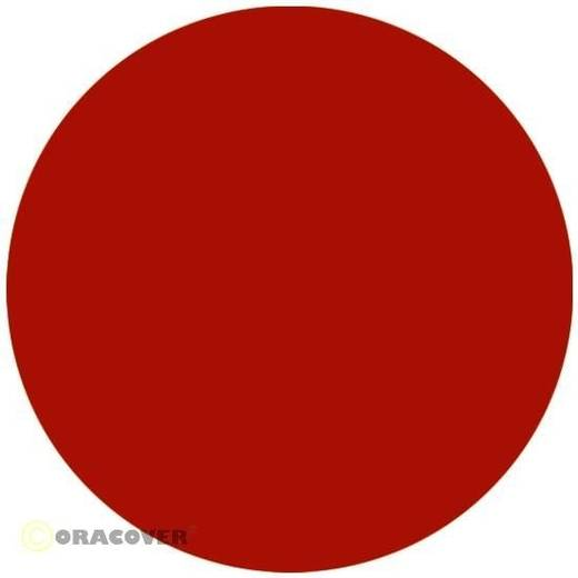 Dekorstreifen Oracover Oratrim 27-022-025 (L x B) 25000 mm x 120 mm Hell-Rot