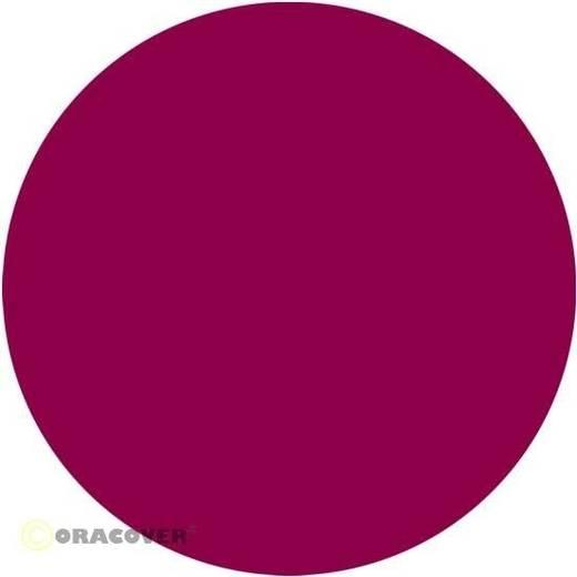 Plotterfolie Oracover Easyplot 52-028-010 (L x B) 10000 mm x 200 mm Power-Pink (fluoreszierend)