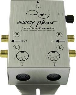 Gramofoní předzesilovač analogis Easy Phono