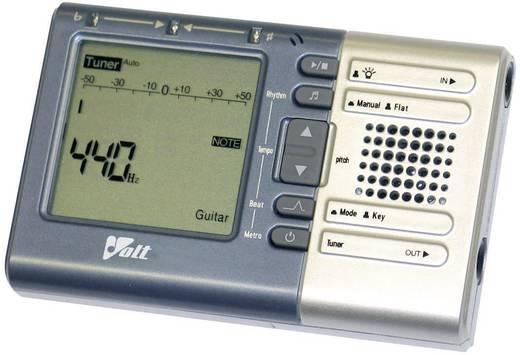Gitarrenstimmgerät Voggenreiter DTM-01 Silber-Blau