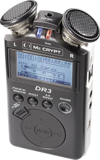 Mc Crypt DR3 Aufnahme-Recorder