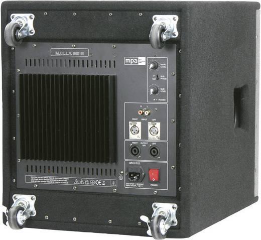 Aktives PA-Lautsprecher-Set mpa M.I.L.L.Y. 2.0 MK III