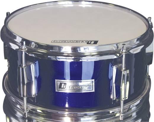 Kinder-Schlagzeug Dimavery JDS-203 Blau inkl. Becken, inkl. Fußmaschine