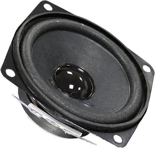 2.5 Zoll 6.4 cm Breitband Lautsprecher-Chassis Visaton FR 7 5 W 4 Ω