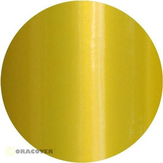 Dekorstreifen Oracover Oratrim 27-036-005 (L x B) 5 m x 9.5 cm Perlmutt-Gelb