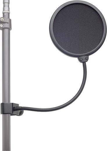K + M Mikrofon Popkiller