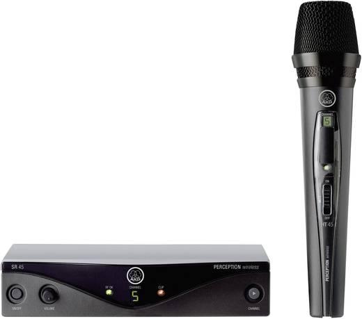Funkmikrofon-Set AKG PW45 Übertragungsart:Funk inkl. Klammer