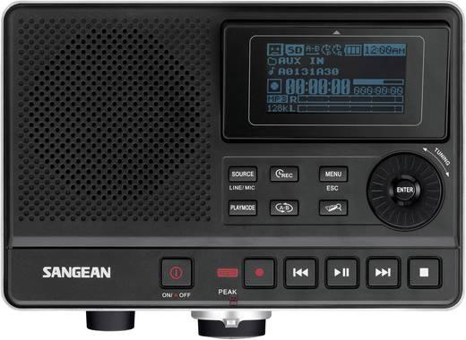 Audio-Recorder Sangean DAR-101 Schwarz
