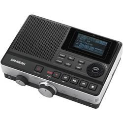 Image of Sangean DAR-101 Audio-Recorder Schwarz