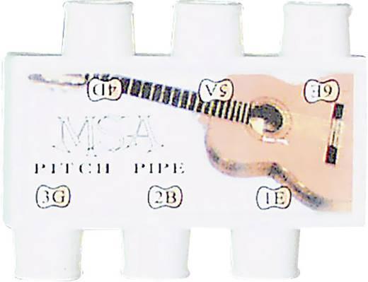 Gitarrenstimmpfeife MSA Musikinstrumente SP-1 Weiß