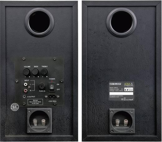 Aktiver Monitor-Lautsprecher 13.3 cm 5.25 Zoll Reloop ADM-5 30 W 1 Paar