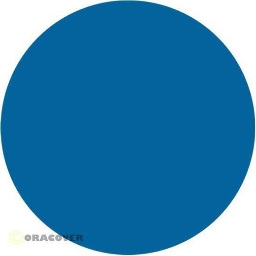 Dekorstreifen Oracover Oratrim 27-051-025 (L x B) 25 m x 12 cm Blau (fluoreszierend)