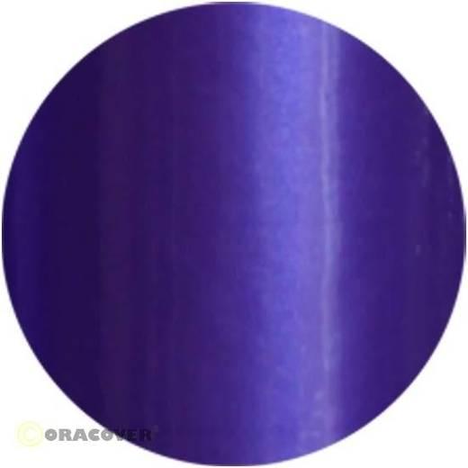 EASYPLOT - Breite: 20 cm Länge: 10 m perlmutt lila
