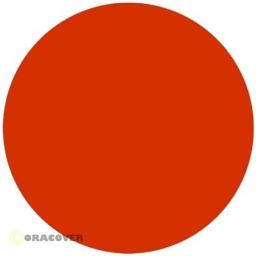 Bügelfolie Oracover 21-060-002 (L x B) 2000 mm x 600 mm Orange