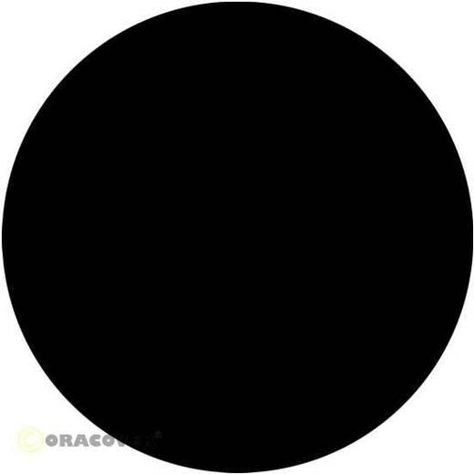 Klebefolie Oracover Orastick 25-071-010 (L x B) 10000 mm x 600 mm Schwarz