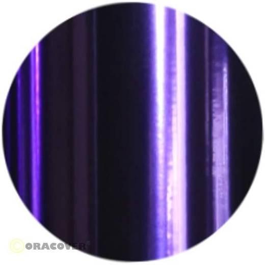 Bügelfolie Oracover 21-100-002 (L x B) 2000 mm x 600 mm Chrom-Violett