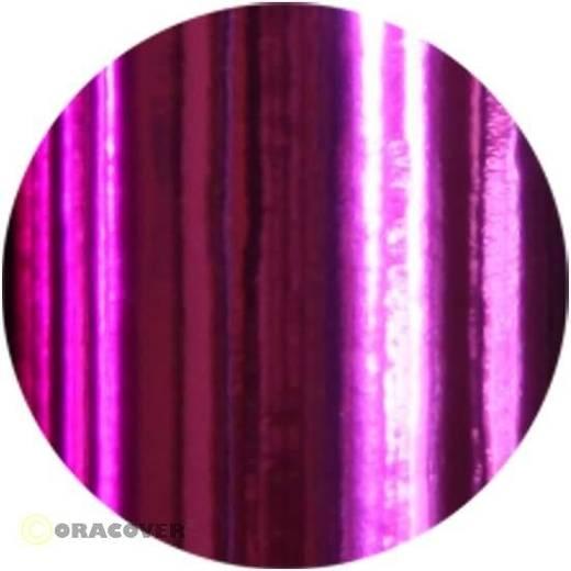 Bügelfolie Oracover 21-104-010 (L x B) 10 m x 60 cm Chrom-Magenta