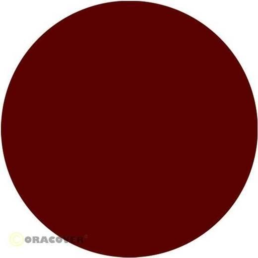 Bügelfolie Oracover 22-020-010 (L x B) 10000 mm x 600 mm Scale-Rot