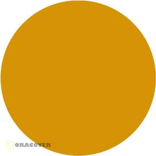 Bügelfolie Oracover 22-030-010 (L x B) 10000 mm x 600 mm Scale-Cub-Gelb