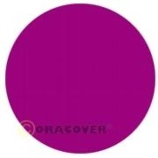 Bügelfolie Oracover 28-013-010 (L x B) 10000 mm x 600 mm Royal-Magenta