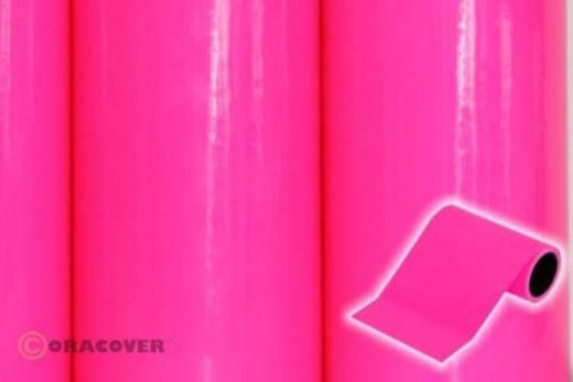 Dekorstreifen Oracover Oratrim 27-014-005 (L x B) 5 m x 9.5 cm Neon-Pink (fluoreszierend)