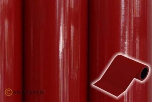 Dekorstreifen Oracover Oratrim 27-020-005 (L x B) 5 m x 9.5 cm Rot