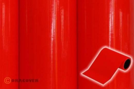 Dekorstreifen Oracover Oratrim 27-021-005 (L x B) 5 m x 9.5 cm Rot (fluoreszierend)