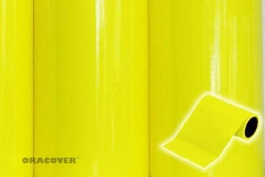 Dekorstreifen Oracover Oratrim 27-031-005 (L x B) 5 m x 9.5 cm Gelb (fluoreszierend)