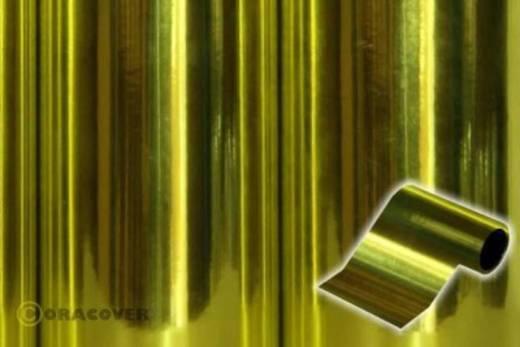Dekorstreifen Oracover Oratrim 27-094-005 (L x B) 5 m x 9.5 cm Chrom-Gelb