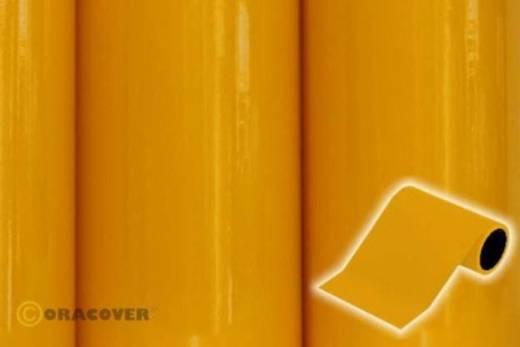 Dekorstreifen Oracover Oratrim 27-230-005 (L x B) 5 m x 9.5 cm Scale-Cub-Gelb